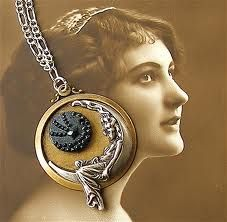 Jewelry to Moon Over . . . .