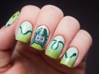 Chalkboard Nails: The 31 Day Challenge 2012 Roundup Post