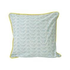 The trendy Nemo cushion cover comes from the Swedish company Boel