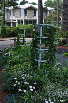 A Tidewater Gardener. Garden StructuresSummer ...