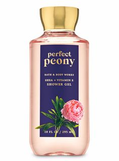 Treat yourself to Perfect Peony Shower Gel at Bath And Body Works - the perfect, nourishing, refreshing scent your skin will love. Bath And Body Works Perfume, Bath Body Works, Gloss Eyeshadow, Eyeshadow Palette, Lip Gloss, Victoria Secret Fragrances, Luxury Soap, Fragrance Mist, Fragrance Lotion