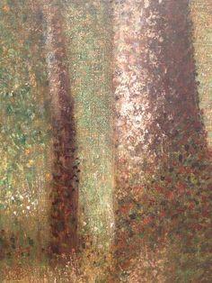 Seurat @ the MET Seurat Paintings, Landscape Paintings, Landscapes, Georges Seurat, Dutch Painters, France, Claude Monet, Impressionist, Light In The Dark