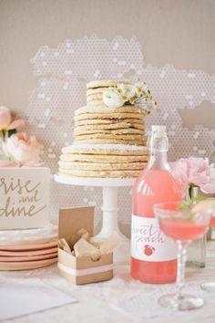 Pancake cake!