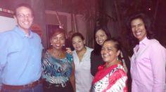 Mis queridos pacientes BGV, una gran familia