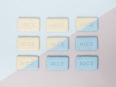 Pastel Nice - The Biscuit Project Pastel photography series by duo Matt Lain and Toni Caroline.