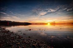 Jewel Beach in Kodiak, located on the US Coast Guard Base. Photo by: Adina Preston