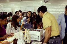 Group Photo with Guest at Bakerykart Home Bakers Meetup - Mumbai #bakerykart #callebaut #mumbaimeetup