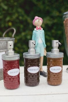 Little Big Company | The Blog:Pinocchio inspired Ice Cream Party by Denise from Dots N Spots
