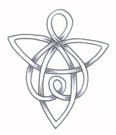 ... Tattoos on Pinterest | Celtic Shamrock Four Leaf Clover Tattoo and