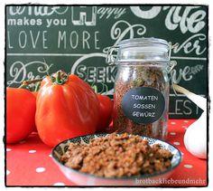 Tomatensoßen-Gewürzmischung