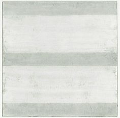 Agnes Martin, Untitled 1991