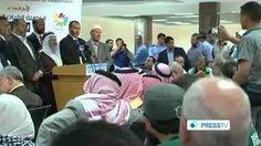 International aid convoy enters Gaza - Press TV News