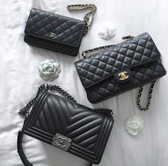8bda968b881e Chanel - poll on pursebop Chanel Bag Classic, Chanel Woc, Chanel Bags,  Chanel