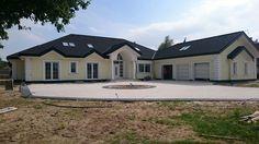 Realizacja projektu Rezydencja Parkowa #projekt #dom #rezydencja