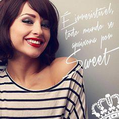 Quem ama Sweet levanta a mão! 🖑🖑🖑🖑🖑🖑🖑🖑🖑🖑🖑🖑🖑🖑🖑🖑🖑🖑🖑🖑🖑🖑🖑🖑🖑🖑... #sweet #sweetprofessional #sweethair #sweethairprofessional