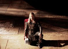 Being king didn't hold quite the thrill that he suspected. Because Thor had kneeled. The only knee that mattered.