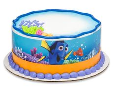 #The Birthday Cake can be a dory theme based #dory cake for birthday #bookeventz