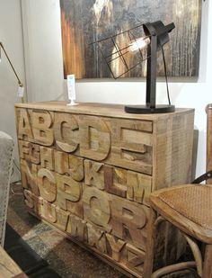 Image from http://www.centsationalgirl.com/wp-content/uploads/2012/08/rustic-alphabet-dresser.jpg.