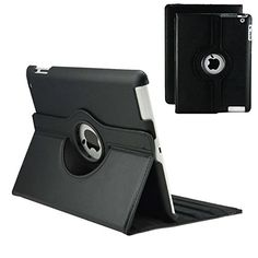 """myLife Wicked Witch Black {Modest Executive Professional Casual Business Sleek} 360 Degree Rotating Case for Apple iPad Mini 1, 2 and 3 (High Quality Koskin Faux Leather Cover + Slim Lightweight Design) """"All Ports Accessible"""" myLife Brand Products http://www.amazon.com/dp/B00TT269UA/ref=cm_sw_r_pi_dp_lVgdvb0FZK5D8"""