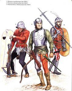 Soldiers of Italian Wars
