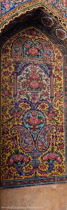Nasir Al-Mulk Mosque - Shiraz | Iran