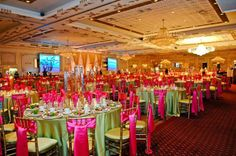 Indian Wedding Reception Ideas | South Asian Weddings