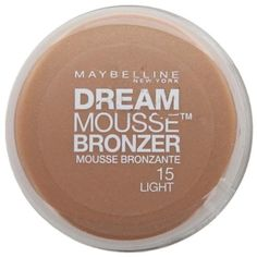 Maybelline Dream Mousse Bronzer - Light 15