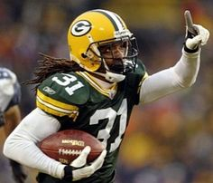 Al Harris: Best dang car salesman aka: Football player from the South, in the park one day, next day he's playing in the PLAY OFFS BABY!!! WITH Da' PACKERS!!! YEAHHHH!! :) GO BOYYY!
