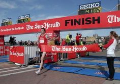 City to Surf - world's biggest race.