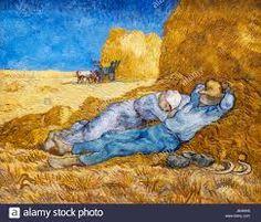 The Sea at Saintes-Maries-de-la-Mer by Vincent van Gogh Posterlounge Acrylic print 40 x 30 cm
