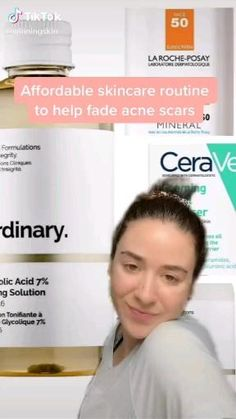 Skin Care Routine Steps, Skin Care Tips, Clear Skin Routine, Acne Skin, Oily Skin, Acne Blemishes, Sensitive Skin, Facial Skin Care, Natural Skin Care