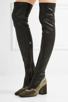 46077d9ed6f Wear Thigh High Boots Instead
