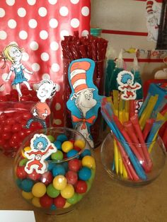 Baby twins birthday dr suess 18 ideas for 2019 Dr Seuss Party Ideas, Dr Seuss Birthday Party, Twin Birthday Parties, Boy Birthday, Birthday Ideas, Birthday Wishes, Happy Birthday, Cat In The Hat Party, 2nd Baby Showers