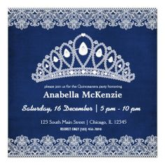 Sold this #lace #quinceanera invitation to NY. tx