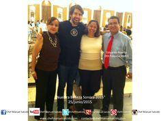 con mi amigo Eduardo Huerta y su familia en el evento de Nuestra Belleza Sonora (Página Oficial) 2015!!! buena vibra!!! #chefcms #nbsonora #televisa #televisahermosillo #hermosillo