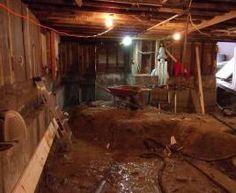underpinning-toronto-home - Nusite Waterproofing Contractors Old Basement, Basement Remodel Diy, Basement Walls, Basement Bedrooms, Attic Remodel, Basement Flooring, Basement Renovations, Basement Ideas, Basement Waterproofing