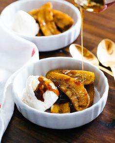 Bananas Foster | A Couple Cooks