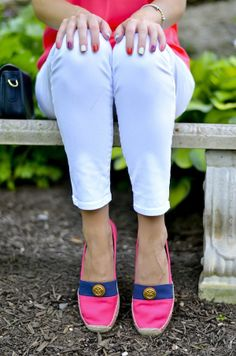 Espadrilles are the easiest summer shoe—plus, no pedicure required!
