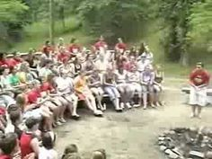 Campfire Songs for Girlguides, Scouts and Camp (playlist)