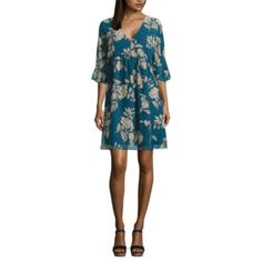 FREE SHIPPING AVAILABLE! Buy a.n.a Floral Shift Dress at JCPenney.com today and enjoy great savings.