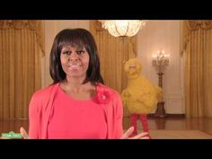 Michelle Obama, Big Bird release new kid fitness ad - TODAY News