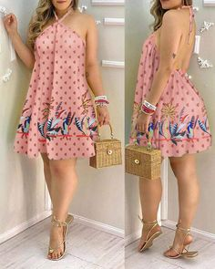 Chic Type, Simple Dresses, Casual Dresses, Summer Dresses, Dress Outfits, Girl Outfits, Fashion Dresses, Casual Work Outfits, Trendy Outfits