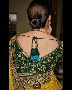 Blouse Models, Sari, Fashion, Saree, Moda, Fashion Styles, Fashion Illustrations, Fashion Models, Sari Dress