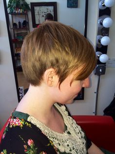 Cut by Mary Rose