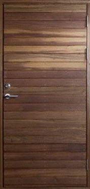 Ska ni köpa ytterdörr? Kornö är en klassisk dörr som passar alla | Bovalls dörrbyggeri - min kommande hoveddør til huset!!! :-)