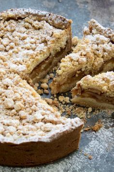 Good Food, Yummy Food, Sweets Cake, Dessert Bread, High Tea, Cake Cookies, Baking Recipes, Food And Drink, Snacks