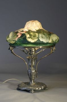 Pairpoint Glass Patterns | ... Art Nouveau lamps and chandeliers, antique stained and beveled glass