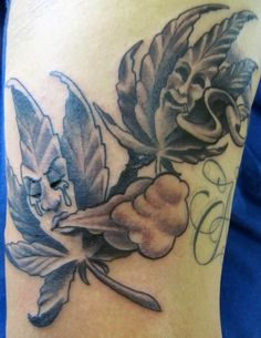 Tattoos — Some Enjoyable Pictures : Amazing Weed Tattoo Designs Forarm Tattoos, Chicano Tattoos, Baby Tattoos, Celtic Tattoos, Couple Tattoos, Leaf Tattoos, Body Art Tattoos, Sleeve Tattoos, Gangster Tattoos