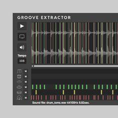 Diode108 Drum Machine by Vibrant Digital Engineering, Inc