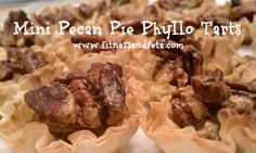 ... pecans minis tarts forward mini pecan pie phyllo tarts find this pin